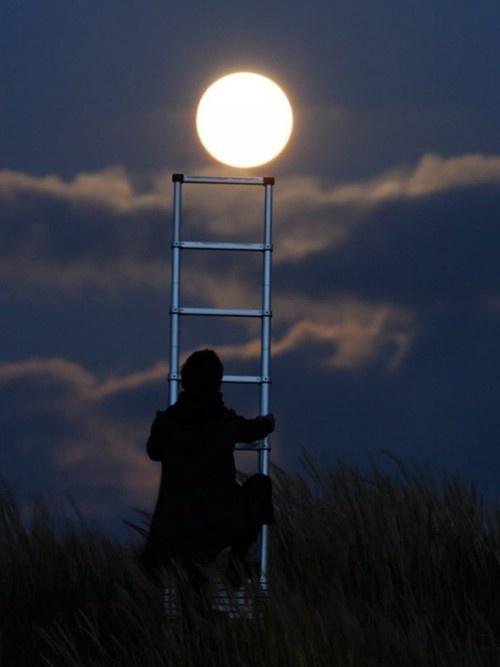немного о Луне