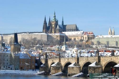 сказочная Чехия