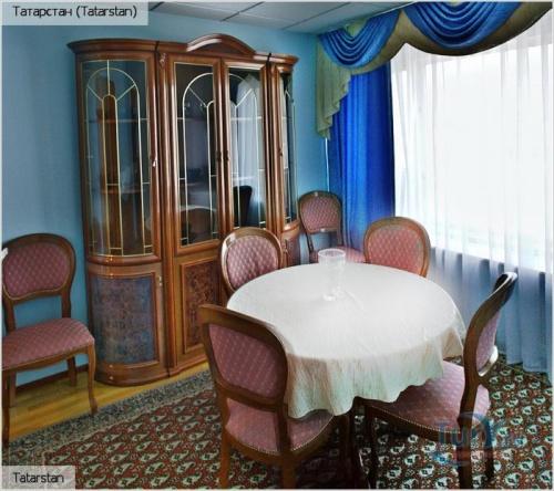 Номер в гостинице Татарстан