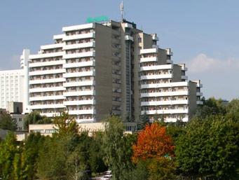 Санаторий Молдова в Трускавце
