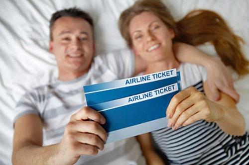 бронирование билета на самолет