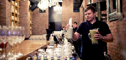 бары Москвы