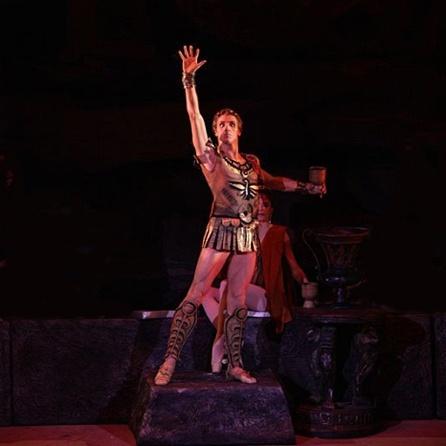 Спартак в Большом