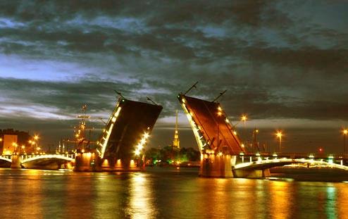 Санкт-Петербург интересное