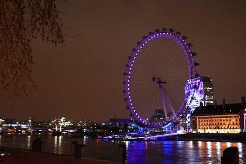 Колесо обозрения Лондонский глаз. Лондон. Статьи про путешествия на сайте http://countryscanner.ru/