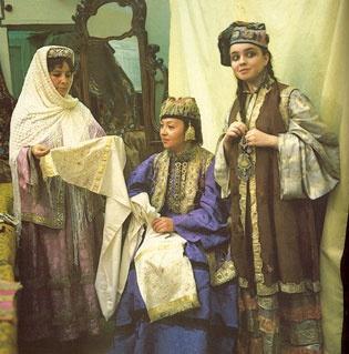 татарский этнос