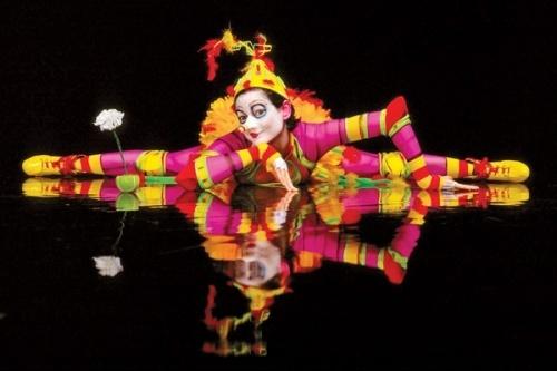 цирк Du Soleil