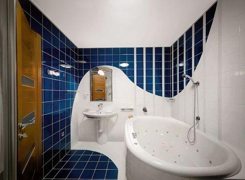 ванная комната косметический ремонт