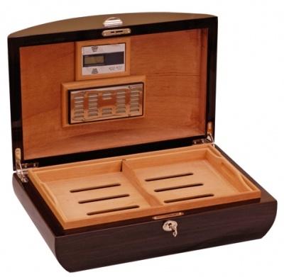 хьюмидор с гидрометром для сигар