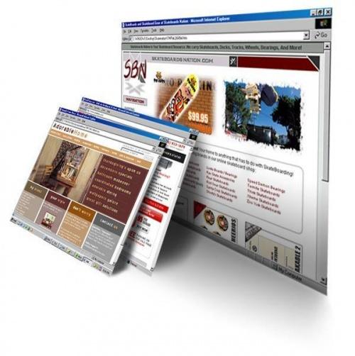 корпоративный сайт создание