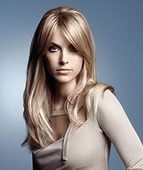 красивые женские волосы
