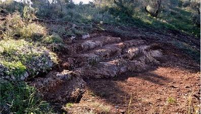 Остатки театра на острове Лефкас. Фото: Greek Reporter